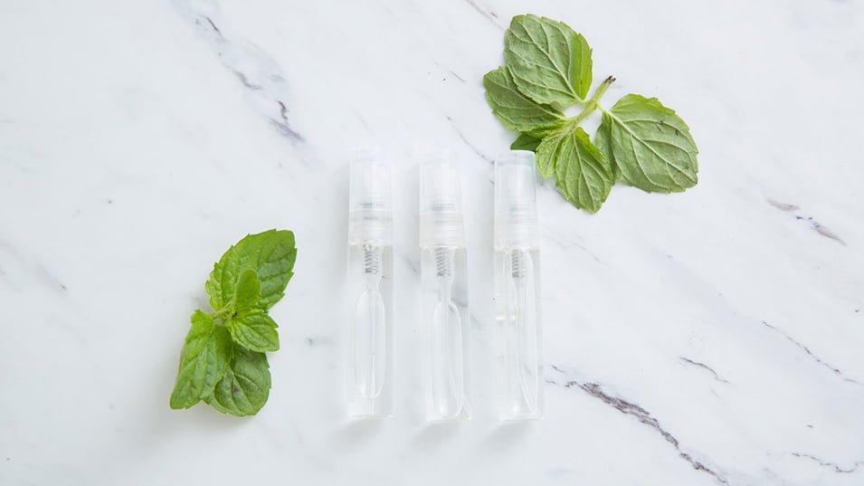 DIY Breath Spray using essential oils