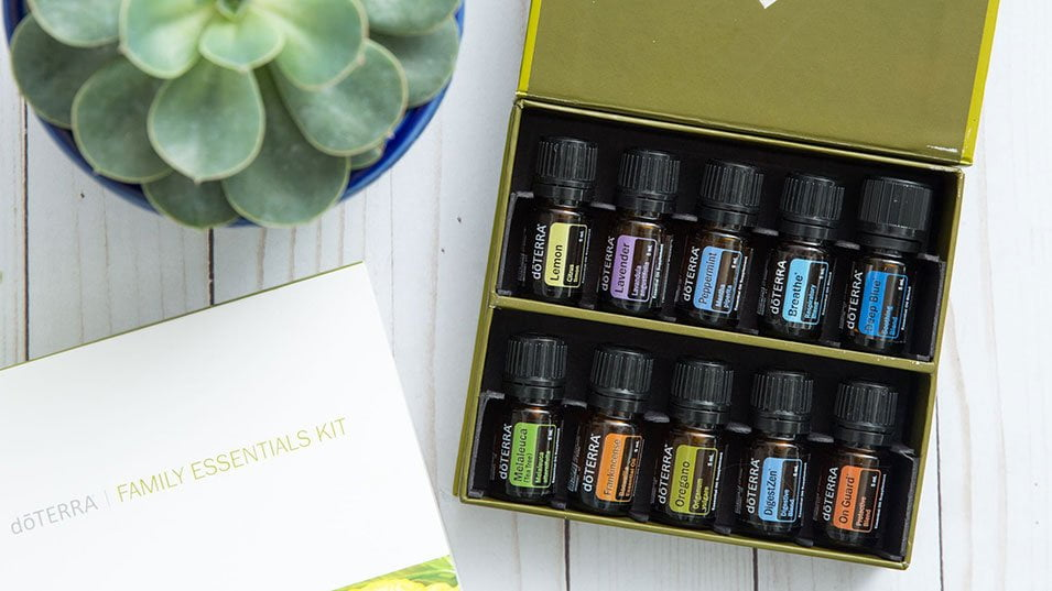 Get doTERRA oils by joining The Essential Guide