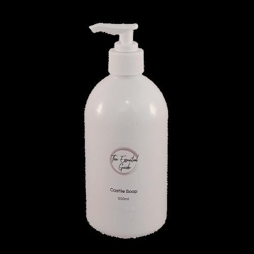 500ml bottle of Castile Soap