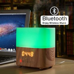 Melody Bluetooth Music Ultrasonic Cool Mist diffuser in office